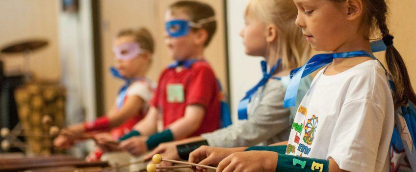 La Musicoterapia ayuda a hablar a un niño con autismo.