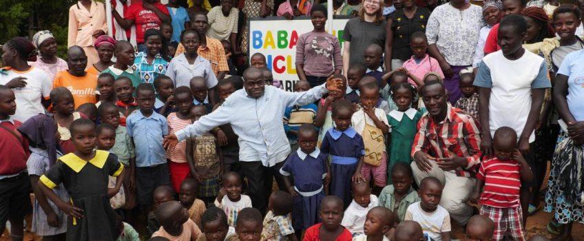 Una Escuela 'Reggae' para los alumnos más especiales en Kenia.