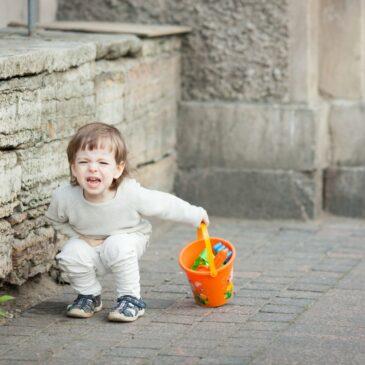 Como manejar la rabia y la frustración en niños con autismo.