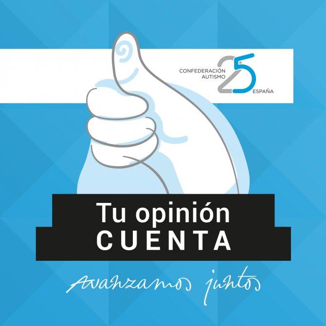 Plan Estratégico para el 2020-2025 de Autismo España ¡Tu opinión cuenta!