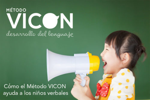 ¿Puede Método VICON ser positivo para niños verbales que les cuesta arrancar en el discurso?