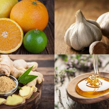Alimentos y Coronavirus