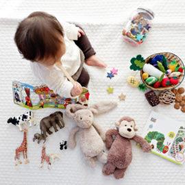 Actividades imprescindibles para trabajar la sensorialidad desde casa