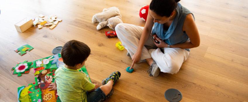 El juego y las interacciones con el objeto en el autismo.