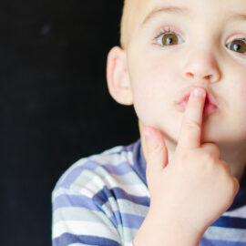 ¿Qué es un niño no verbal?