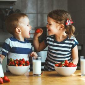 Alimentación y Lenguaje