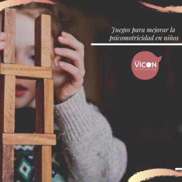 Juegos para mejorar la psicomotricidad en niños