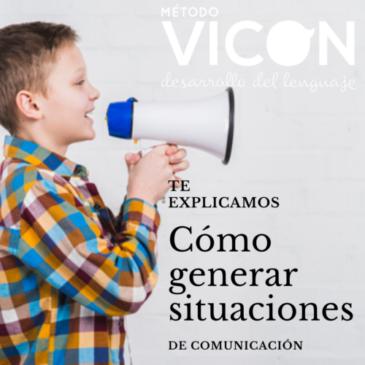 ¿Cómo generar situaciones de comunicación?